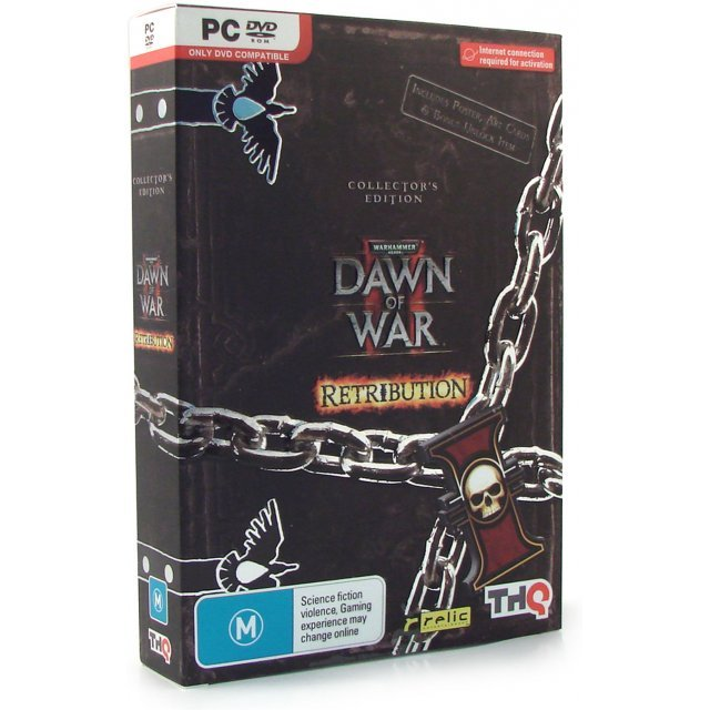 Warhammer 40,000: Dawn of War II - Retribution [Collector's Edition] (DVD-ROM)