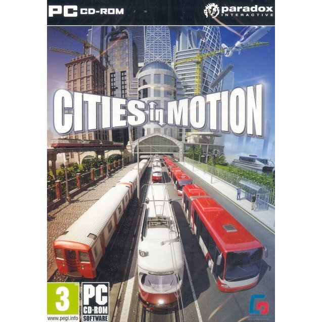 Cities In Motion (DVD-ROM)