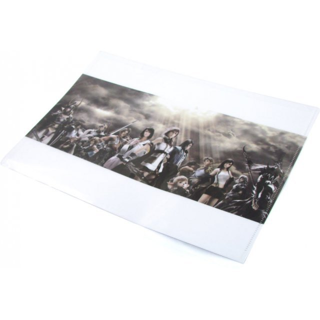 Dissidia 012 Final Fantasy Clear File A