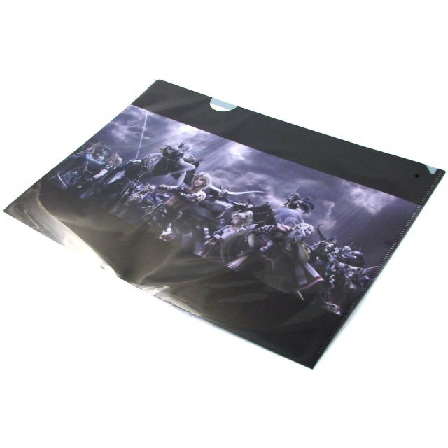 Dissidia 012 Final Fantasy Clear File B