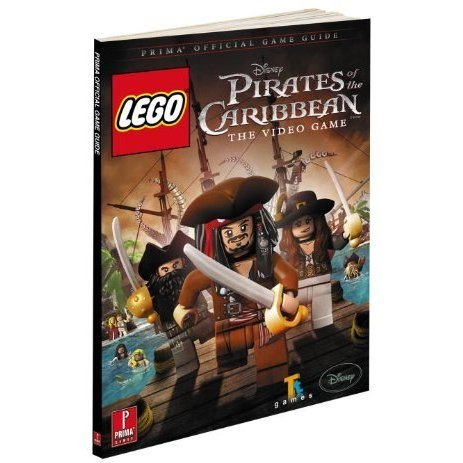 Lego Pirates of The Caribbean: The Video Game: Prima Official Game Guide