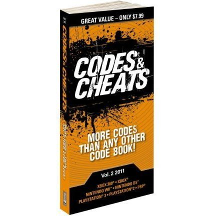 Codes & Cheats Vol.2 2011: Prima Official Game Guide