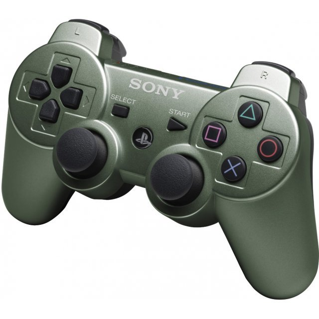 Dual Shock 3 (Jungle Green)