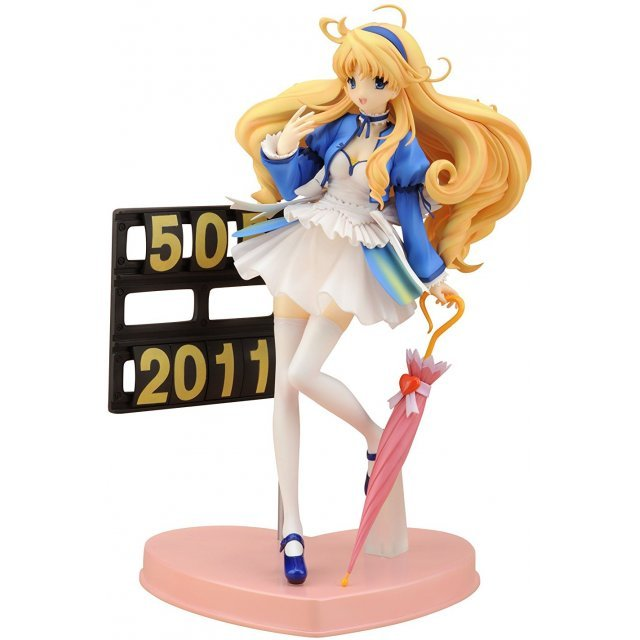Kyosho Alice Motors 1/8 Scale Pre-Painted Cold Cast Figure: Race Queen Alice