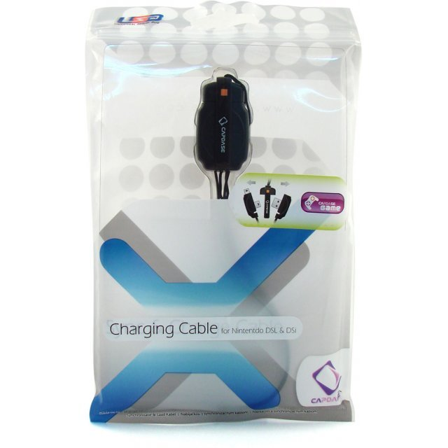Capdase Nintendo Charging Cable