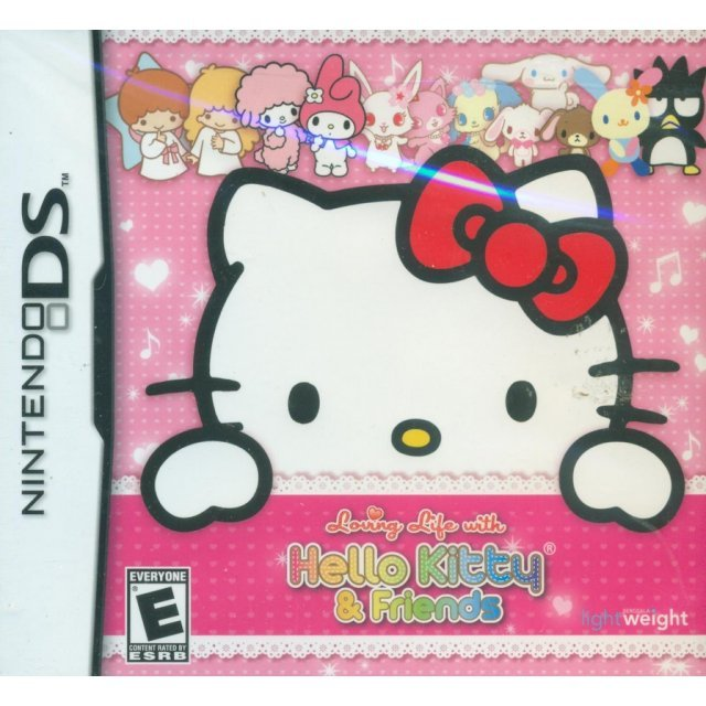Loving Life with Hello Kitty & Friends