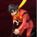 Sculptors's Art Works Cyborg 009 Non Scale Pre-Painted PVC Figure: Joe Shimamura