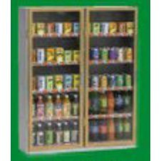 Food Paradise Seven Mimo Shop: Drinks Fridge Asst 1