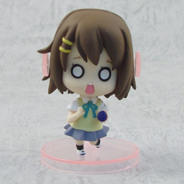 K-ON! Deformania Collection Pocket Pre-Painted  Figure Vol.2: Hirasawa Yui