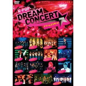 K-Pop Dream Concert 2009 [Limited Edition]