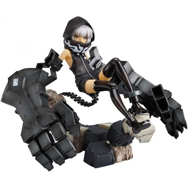 Black Rock Shooter 1/8 Scale Pre-Painted PVC Figure: Strength  Animation Ver.