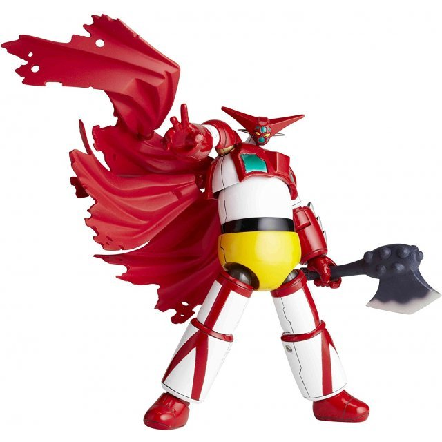 Revoltech Series No. 105 - Shin Getter Robo Pre-Painted PVC Figure: Getter 1 Renewal Ver.