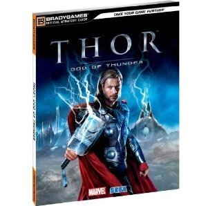 Thor: God of Thunder Official Strategy Guide