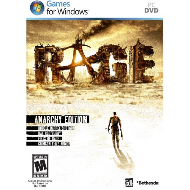 Rage (Anarchy Edition) (DVD-ROM)