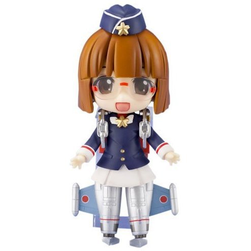 Nendoroid No. 138 Magical Marine Pixel Maritan: Air Force Jiei Tan