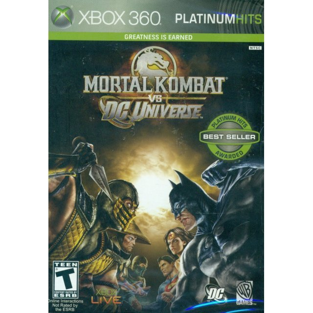 Mortal Kombat vs. DC Universe (Platinum Hits)
