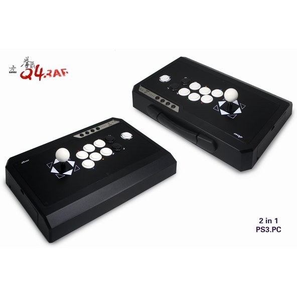 Qanba Q4 Real Arcade Fightingstick (2in1)