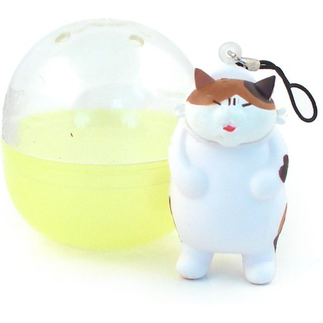 Squeezy Cat Mascot Gashapon