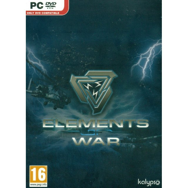 Elements of War (DVD-ROM)