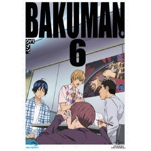 Bakuman 6 [Blu-ray+CD Limited Edition]
