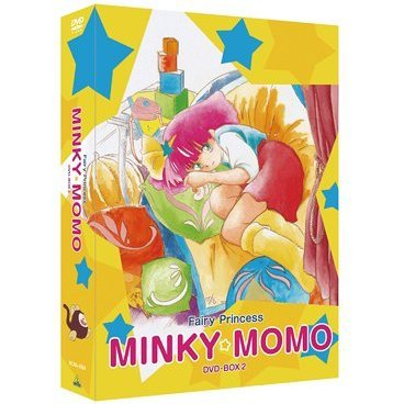Emotion The Best Magical Princess Minky Momo DVD Box 2