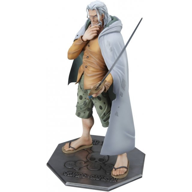 Excellent Model One Piece Neo DX Portraits of Pirates 1/8 Scale Pre-Painted PVC Figure: 'Dark King` Silvers Rayleigh