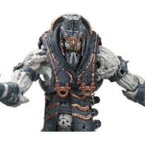Gears of War 2 Pre-Painted Action Figure: Kantus