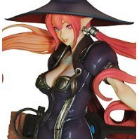 Original Character 1/6 Scale Pre-Painted PVC Figure: Witch Girl