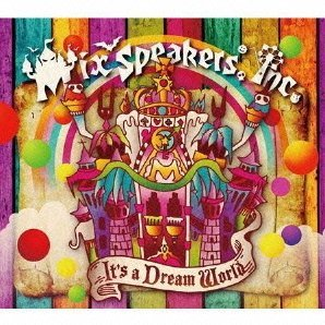 It's A Dream World [CD+DVD Limited Edition]