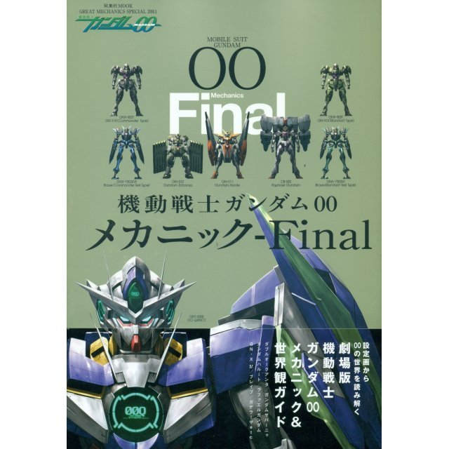 Mobile Suit Gundam 00 Mechanic Final