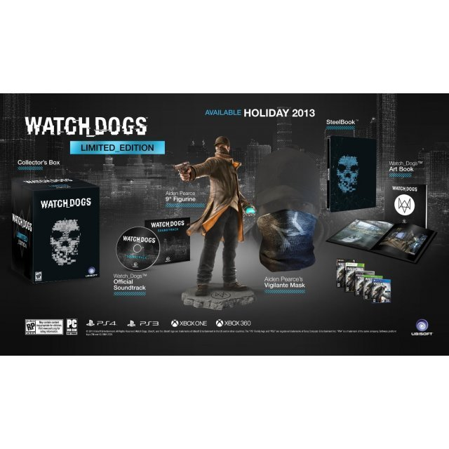 Watch Dogs (Limited Edition)