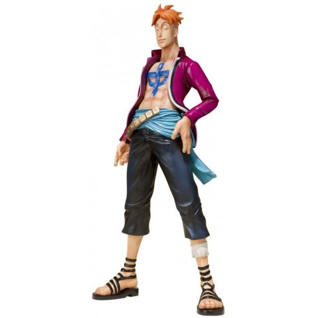 One Piece Figuarts Zero Non Scale Pre-Painted PVC Figure: Marco