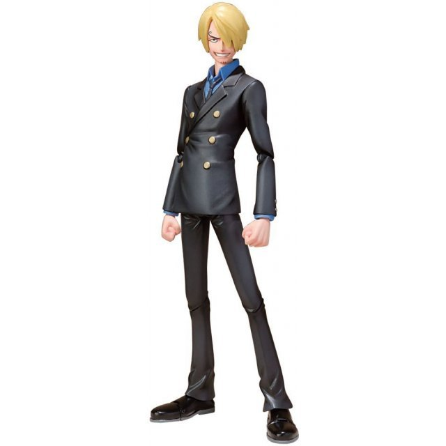 One Piece S.H. Figuart Pre-Painted PVC Figure: Sanji
