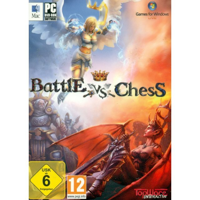 Battle vs Chess (DVD-ROM)