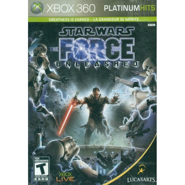 Star Wars The Force Unleashed (Platinum Hits)