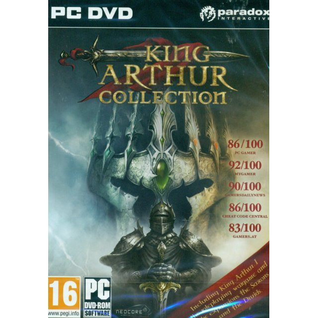 King Arthur Collection (DVD-ROM)