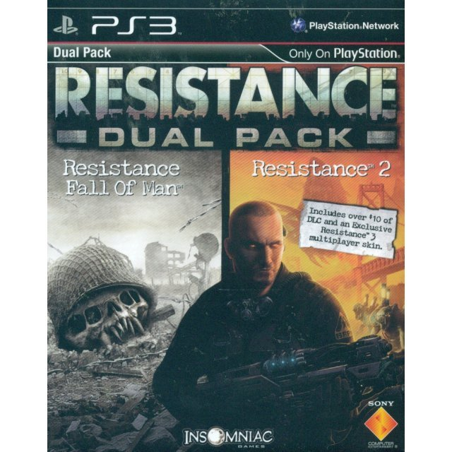 Resistance Dual Pack