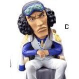 One Piece World Collectable Pre-Painted PVC Figure vol.14: TV117 - Aokiji