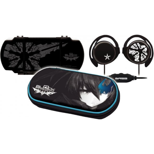 Black * Rock Shooter: The Game Accessory Set