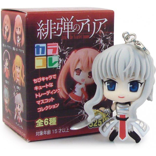 Color Collection Aria the Scarlet Ammo Mascot Non Scale Pre-Painted Trading Figure