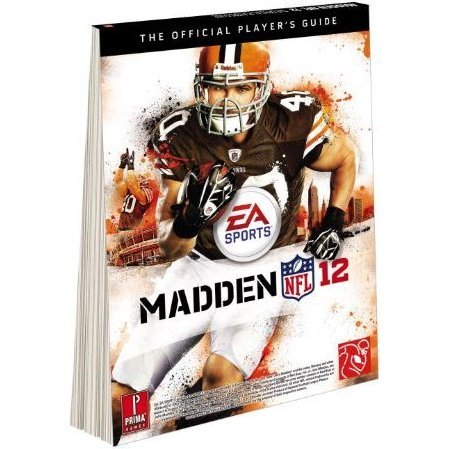 Madden NFL 12: Prima Official Game Guide