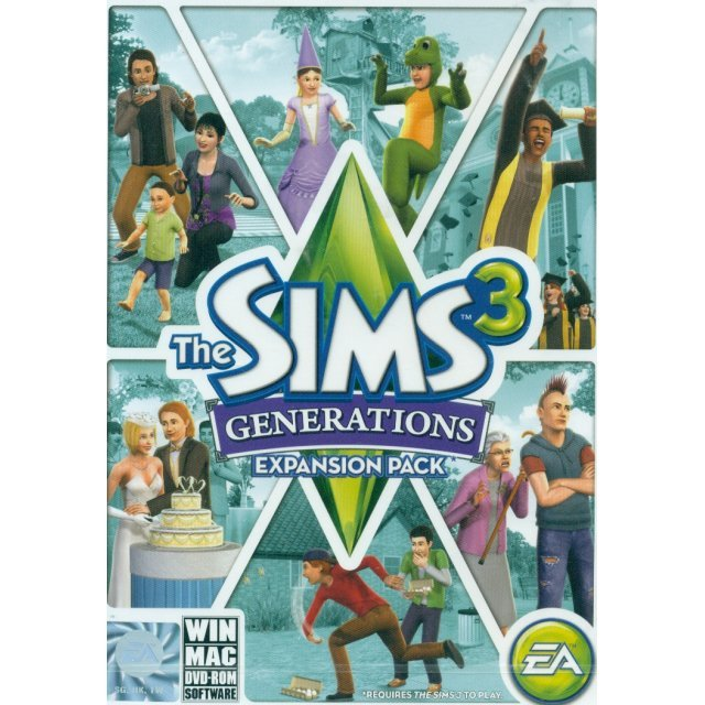 The Sims 3: Generations (DVD-ROM)