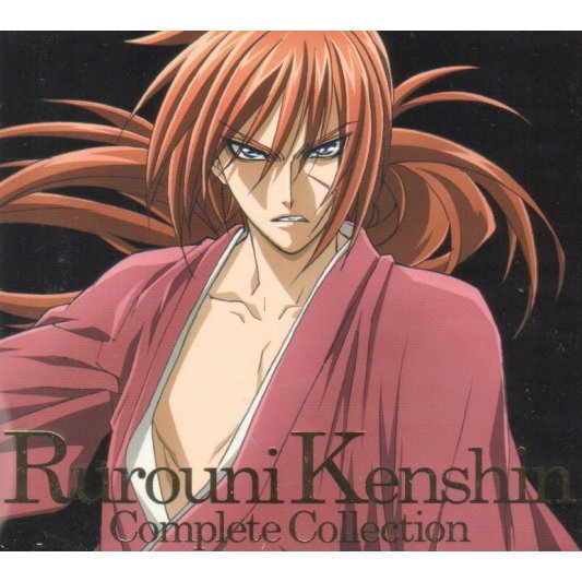 Ruroni Kenshin Complete Collection [CD+DVD Limited Pressing]