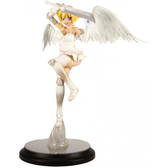 Queens Blade 1/6 Scale Pre-Painted Candy Resin Figure: Nanael Angel of Light Miyazawa Limited Kaitendo Ver.