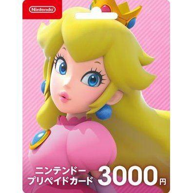 Nintendo Eshop Karte.Nintendo Eshop Card 3000 Yen Japan Account Digital