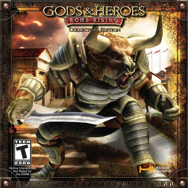 Gods & Heroes: Rome Rising (Collector's Edition) (DVD-ROM)