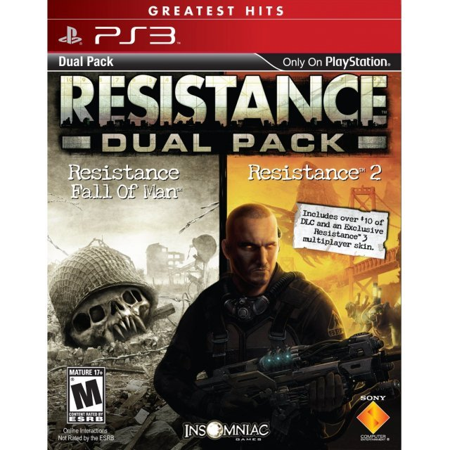 Resistance Dual Pack (Greatest Hits)