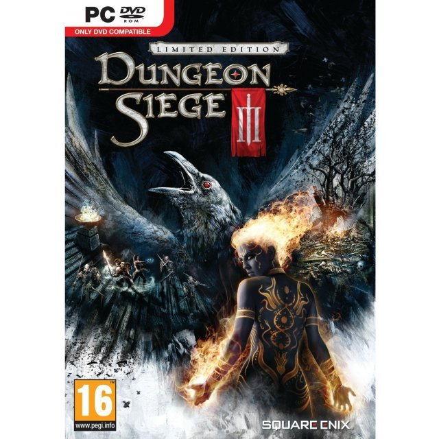 Dungeon Siege 3 [Limited Edition] (DVD-ROM)