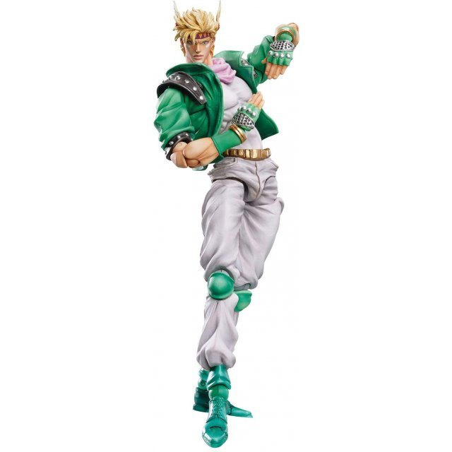 Super Action Statue JoJo's Bizarre Adventure Part II: Caesar Anthonio Zeppeli (Re-run)