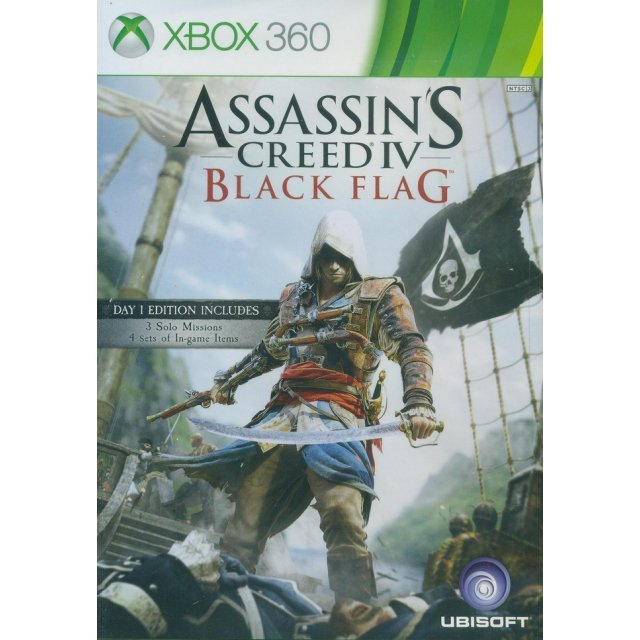 Assassin's Creed IV: Black Flag (English)